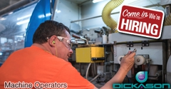 D M Dickason Personnel Services - El Paso, TX. STOP Looking For That J-O-B & APPLY!! NOW HIRING: Machine/Forklift Operators* & Assemblers #jobs #elpaso  (More Info bit.ly/2oNoLzT )