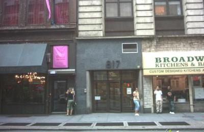 Industrl Bldgs Co - New York, NY