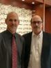Optometrist Dr. Joe Schneiderhan (left) and Ophthalmologist Dr. John Dvorak.