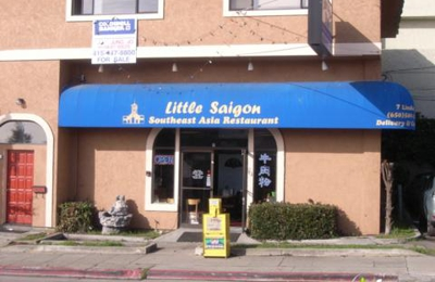 Little Saigon - South San Francisco, CA