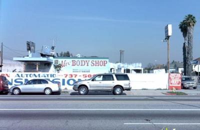 LEIMERT PARK TOW (24 HR ROADSIDE-BODYSHOP) - Los Angeles, CA