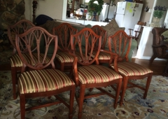Robinson Furniture Refinishing Repair 121 Pecan St Thibodaux La