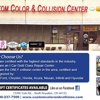 Custom Color & Collision Center