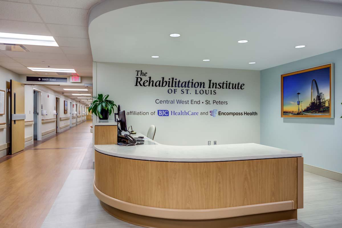 The Rehabilitation Institute Of St Louis 10 Hospital Dr
