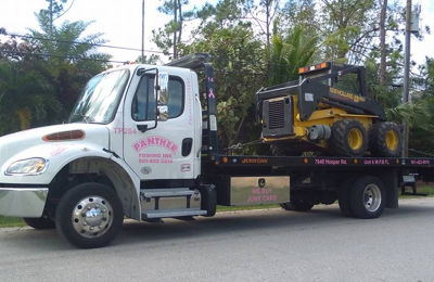 Panther Towing Inc - West Palm Beach, FL