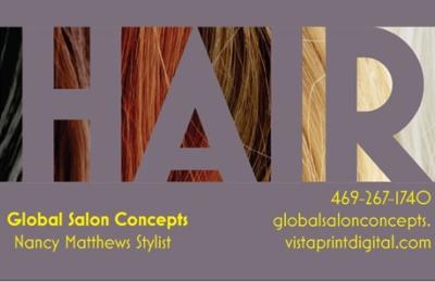 Global Salon Concept - Carrollton, TX