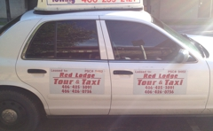 Red Lodge Tour & Taxi