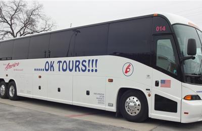 OK Tours - San Antonio, TX