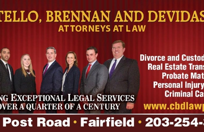 Costello and McCormack P.C. Attorneys At Law - Fairfield, CT