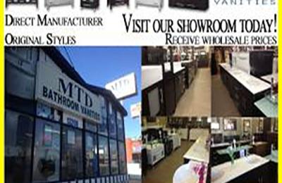Bathroom Vanities North Hollywood mtd vanities north hollywood, ca 91605 - yp