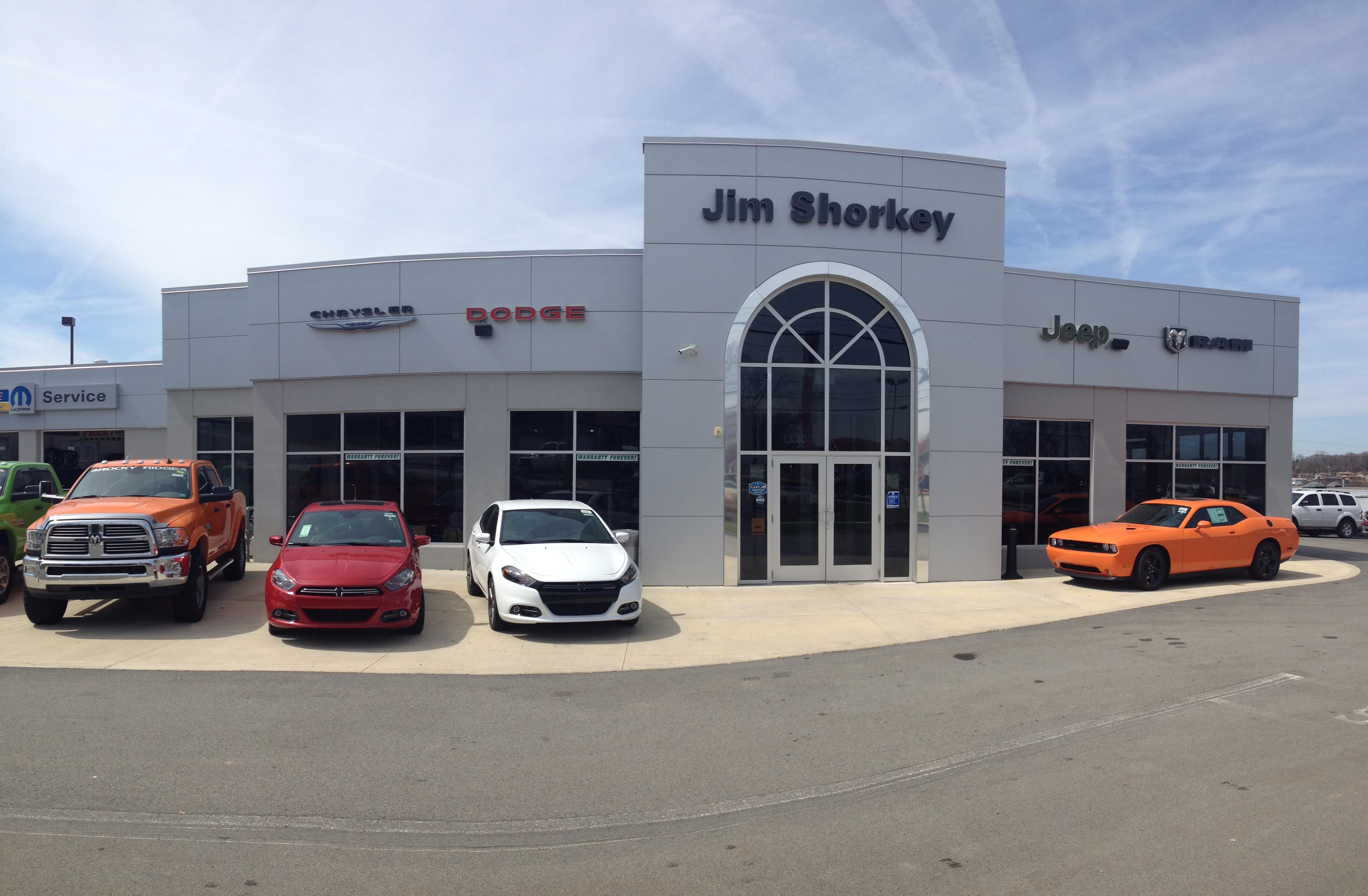 Jim Shorkey Dodge >> Jim Shorkey Chrysler Dodge Jp 13230 State Route 30, Irwin ...