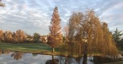 Diamond Oaks Golf Course - Roseville, CA. Hole number 2