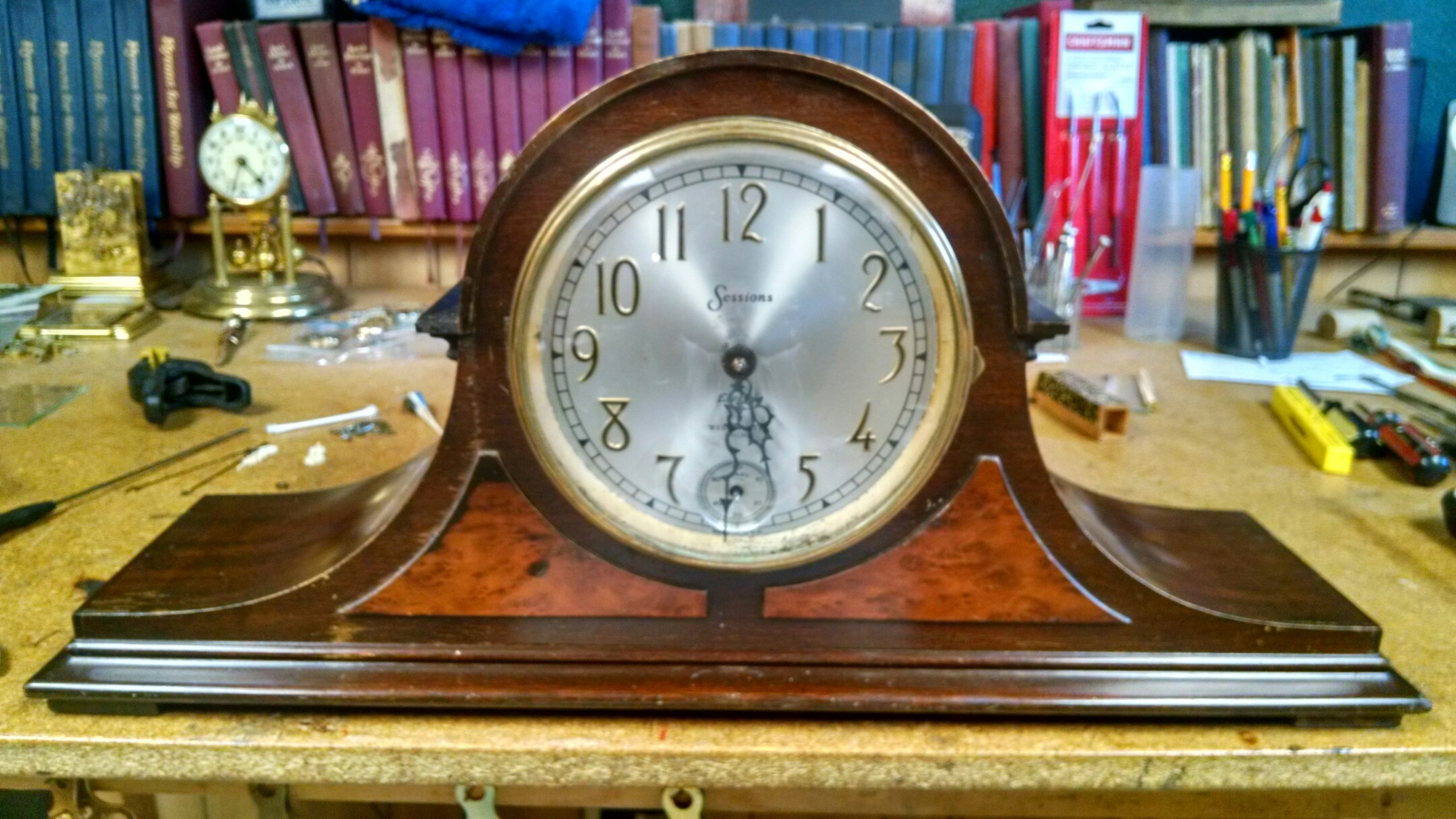 Clock Gallery Indiana Clockworks 3366 W Sekiu Ct Bloomington In 47404 Yp Com