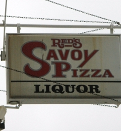 Red's Savoy Pizza - Saint Paul, MN