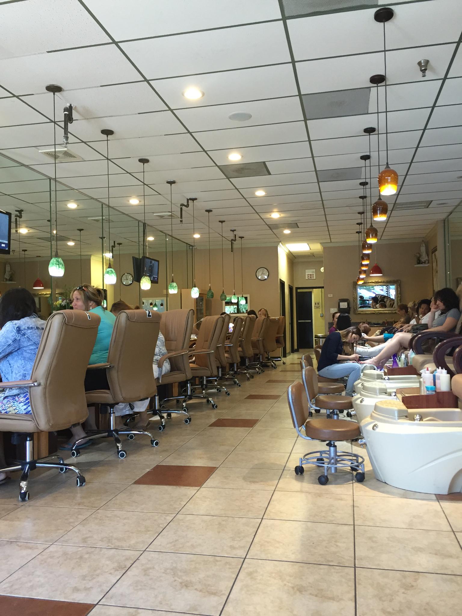 Elegant Nail & Spa 12536 Lake Underhill Rd, Orlando, FL 32828 - YP.com