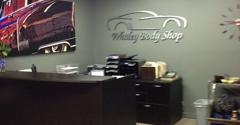Whaley Paint & Body Shop - Nashville, TN