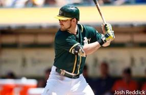 A's Star Josh Reddick's Favorite Bay Area Hangs