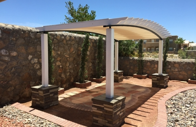 Red Oaks Landscaping And Pergolas El Paso Tx