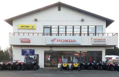 All Seasons Honda & Peninsula Ski-Doo - Homer, AK