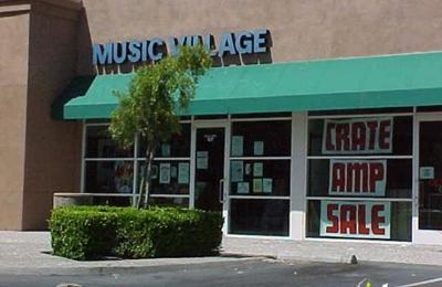 Music Village - San Jose, CA