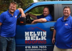 Melvin Belk Roofing - Norton Shores, MI
