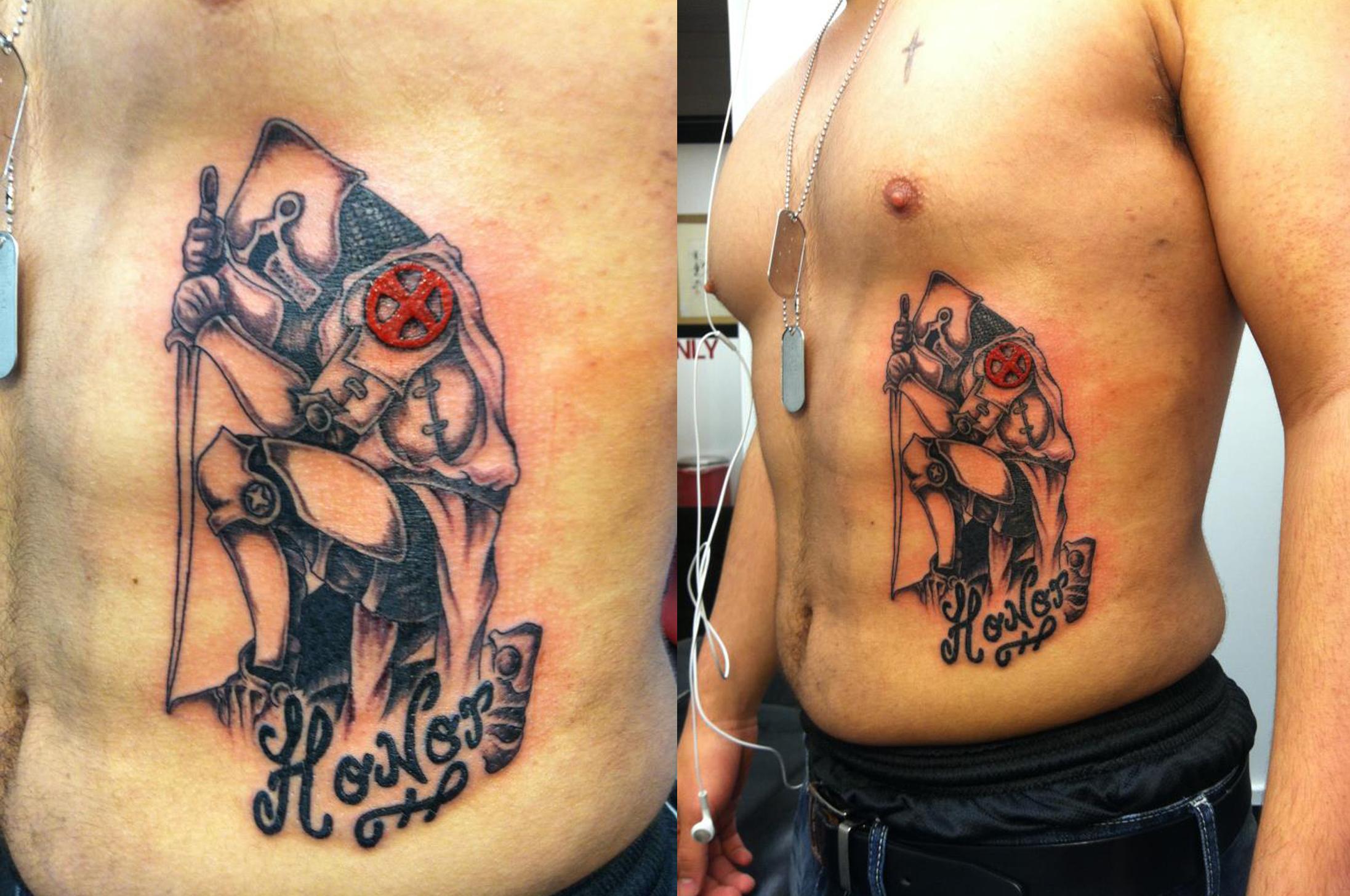 Tattoo brunswick ga