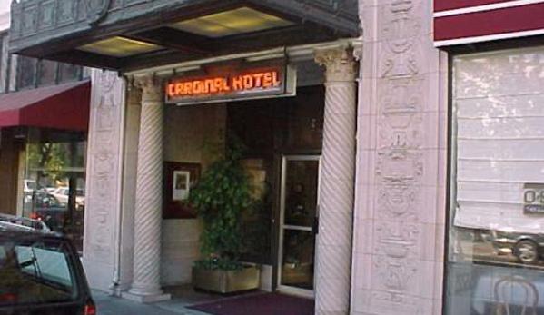 Cardinal Hotel - Palo Alto, CA