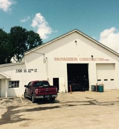 McFadden  Construction Corp - Saint Joseph, MO