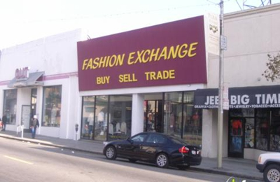 Fashion Exchange - San Francisco, CA