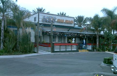 Joe's Crab Shack - Garden Grove, CA
