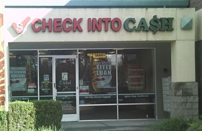 Check Into Cash - Woodland, CA