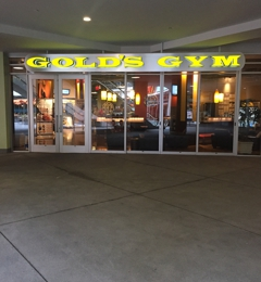 Gold's Gym - Los Angeles, CA. Front