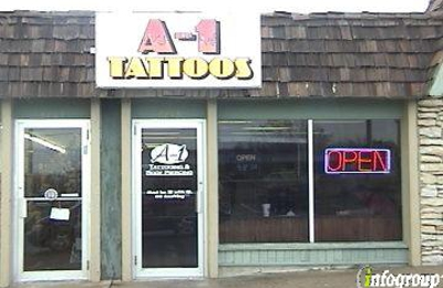 A-1 Tattoo Co. - Kansas City, MO