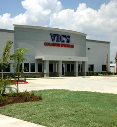 Vic's Auto Rebuilders - Pharr, TX