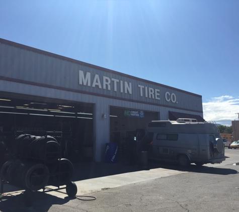 Martin Tire Company - Alamogordo, NM
