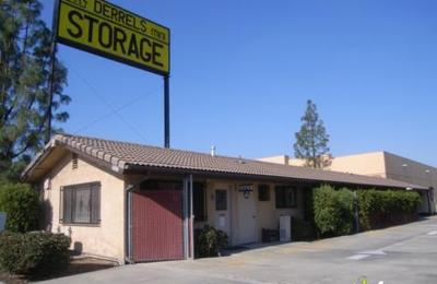Derrel S Mini Storage 100 E Sierra Ave Fresno Ca 93710