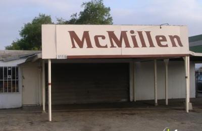 McMillen's Garage - Bellflower, CA