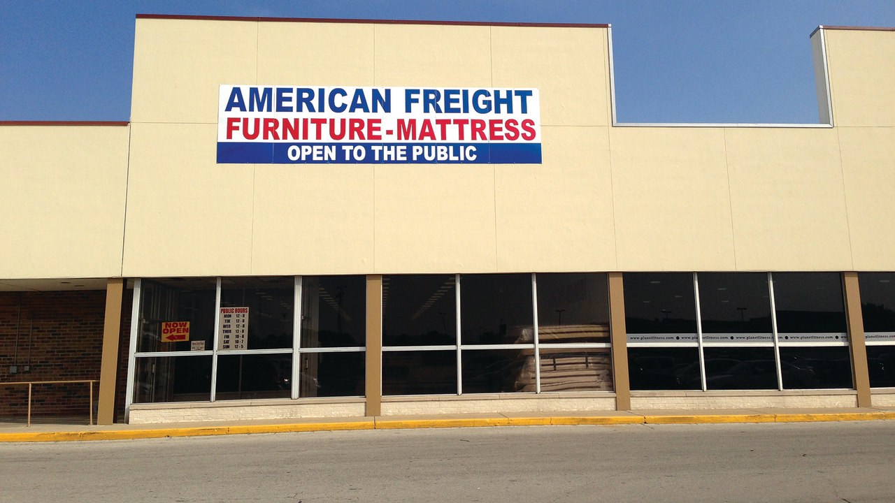 American Freight Furniture And Mattress 2002 Glenn Park Dr