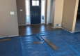 Weaver Construction - Manly, IA. Flooring install