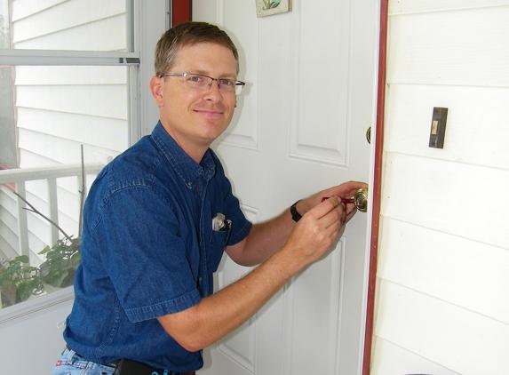 Roger's Locksmith Service - Mcpherson, KS