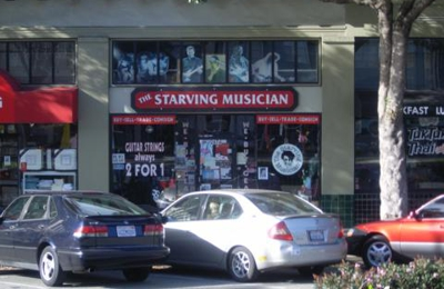 The Starving Musician - Berkeley, CA