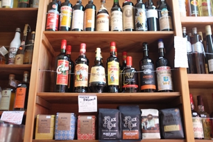 Royal Cuckoo Market's specialty foods and spirits