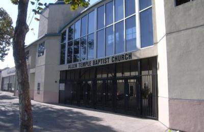 Allen Temple Baptist Church - Oakland, CA