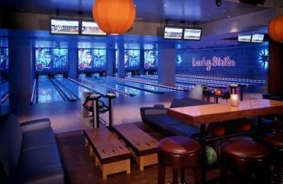 Lucky Strike Entertainment - Novi, MI