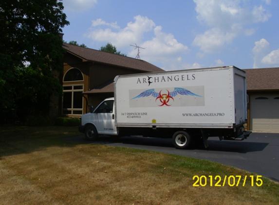 Archangels Biorecovery Inc