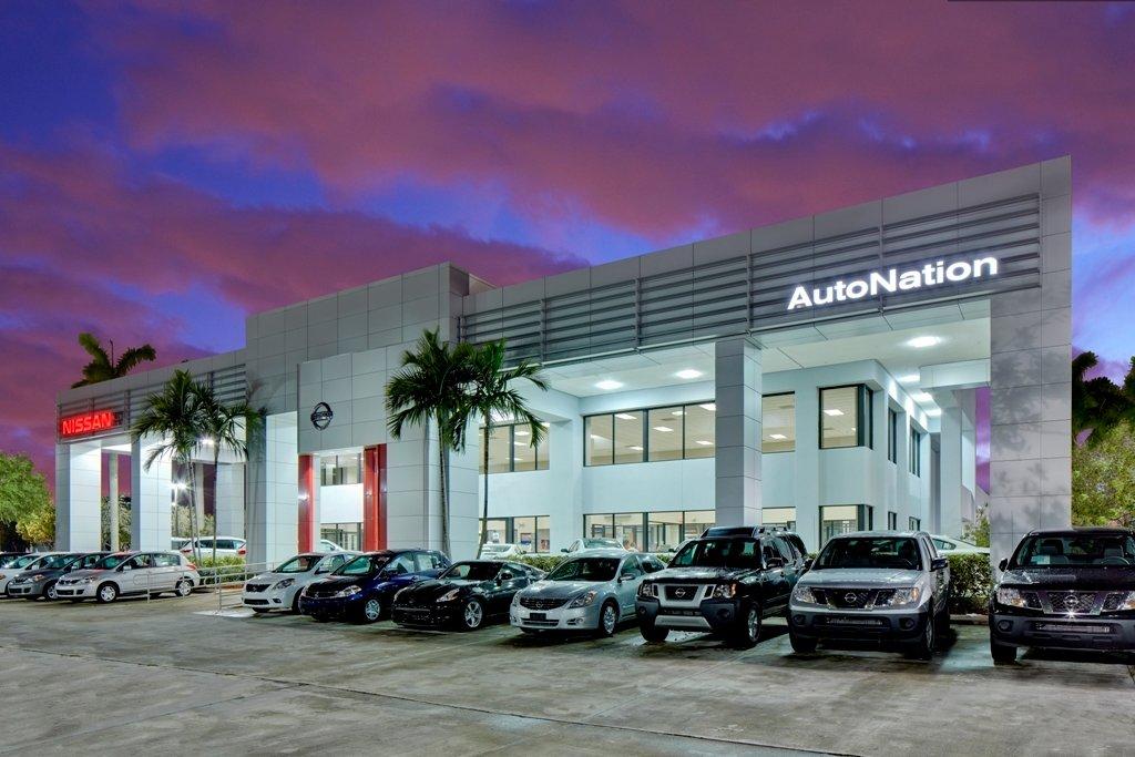 AutoNation Nissan Pembroke Pines 8890 Pines Blvd, Pembroke Pines, FL 33024    YP.com