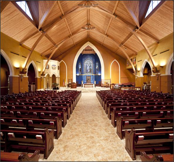 St Paul Catholic Church 3131 Hyde Park Rd Pensacola Fl