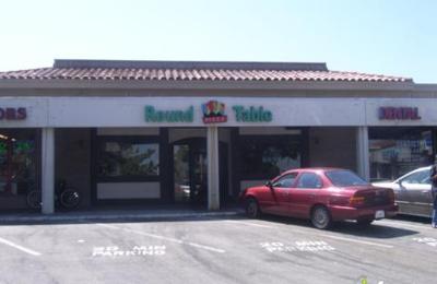 Round Table Pizza - San Jose, CA