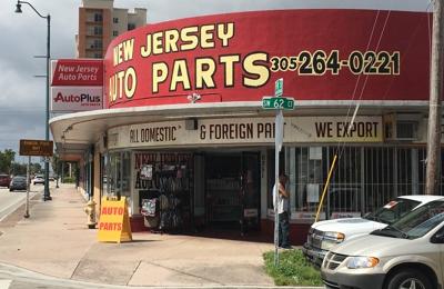 New Jersey Auto Parts - West Miami, FL
