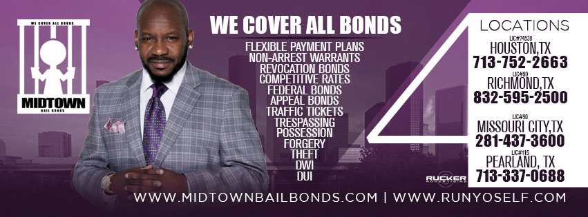 Midtown Bail Bond 6602 W Fuqua Dr Ste D Missouri City Tx